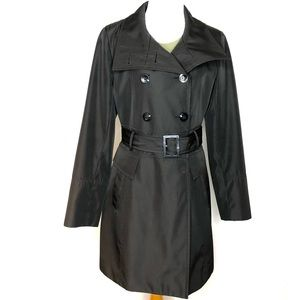Andrew Marc Women's Double breasted trench coat M